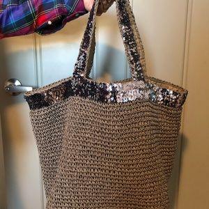 Handbags - Sequin tote from Paris